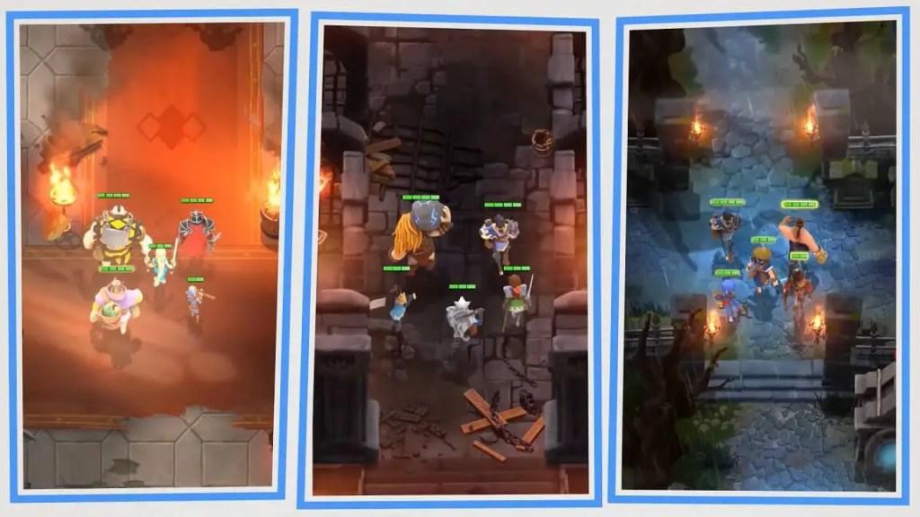 Darkfire Heroes Gameplay