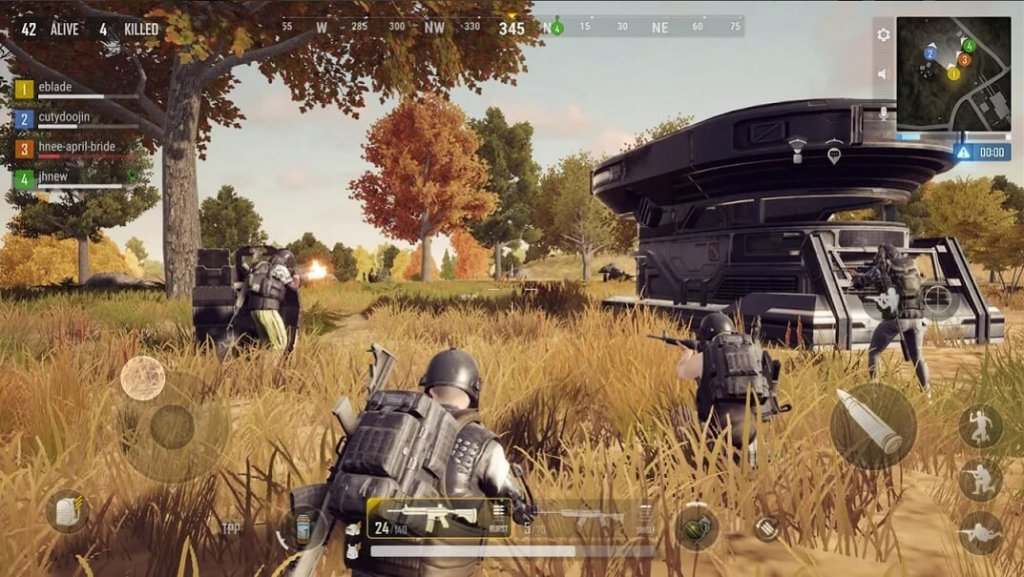 Image of PUBG new state