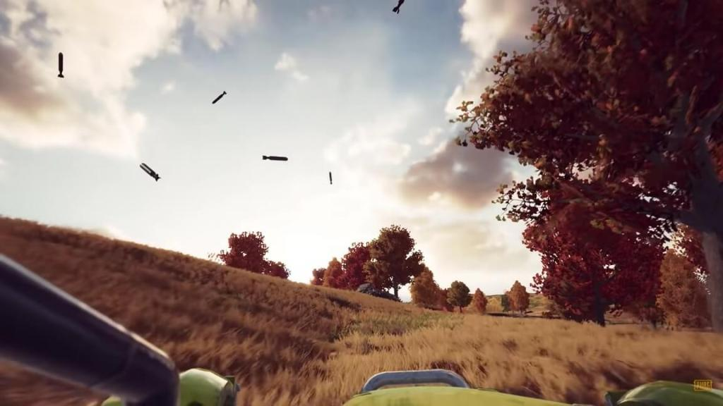 PUBG New State Red Zone Image