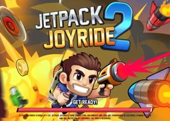 Jetpack Joyride 2 Review