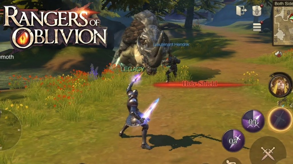 Rangers of Oblivion In-Game Image