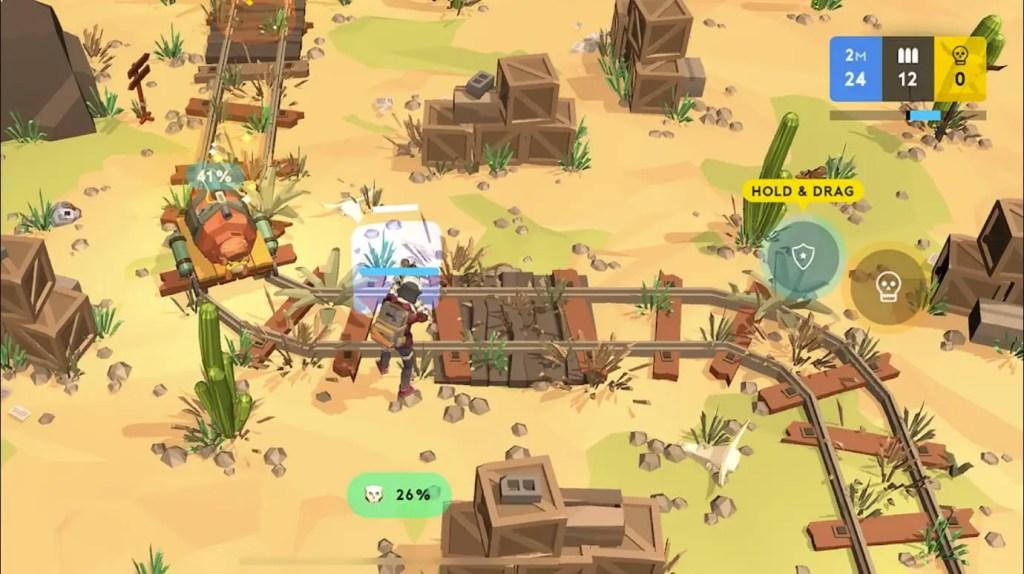 Underdogs Moonbear Games Gameplay