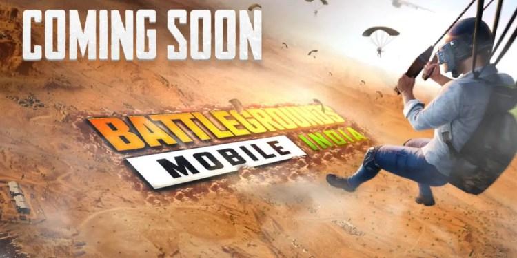 Battlegrounds Mobile India coming soon