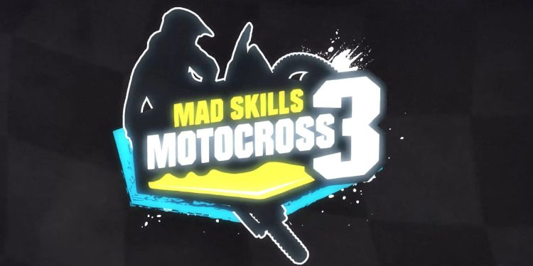 Mad Skills Motocross 3 game