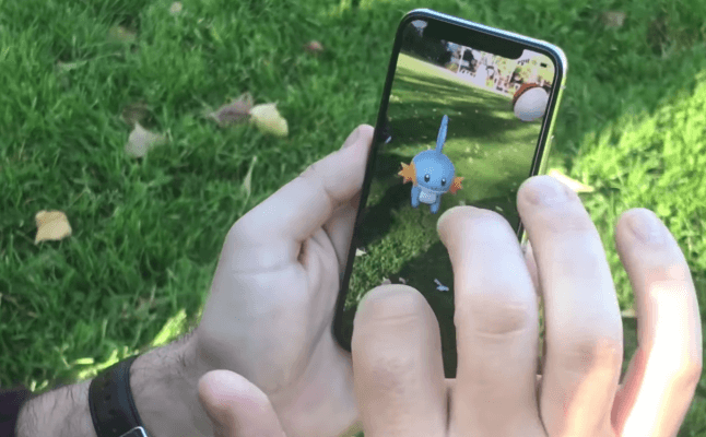 Pokémon GO Without Moving