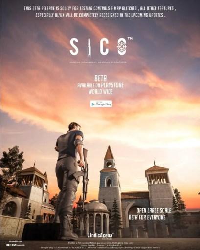 SICO Mobile poster