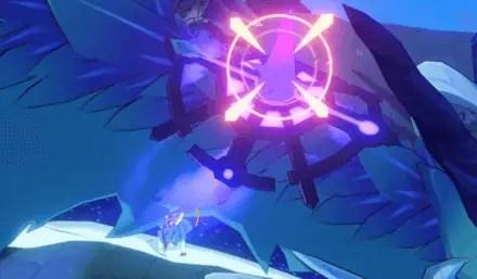 Attack Stormterror Dvalin's weakpoint
