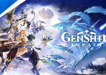 Genshin Impact Cross-Save Feature