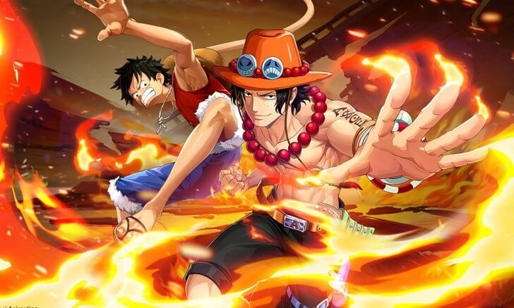 One Piece Fighting Path Gameplay image