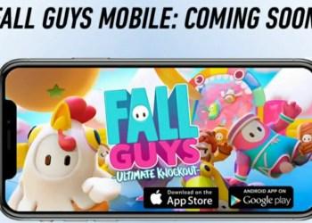 Fall Guys Mobile ss