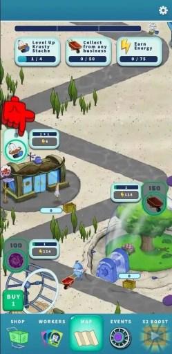 SpongeBob's Idle Adventures Android Game