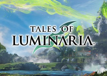 Official poster of Tales-of-Luminaria for Android and iOS.