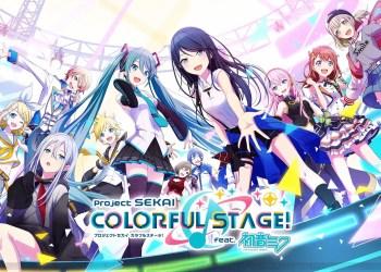hatsune miku: colorful stage cover