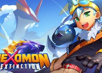 nexomon extinction ss