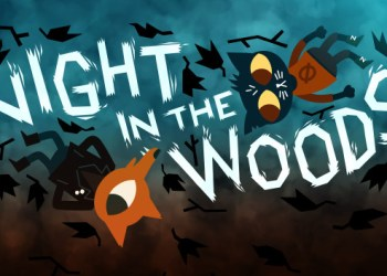 night in the woods ios ss