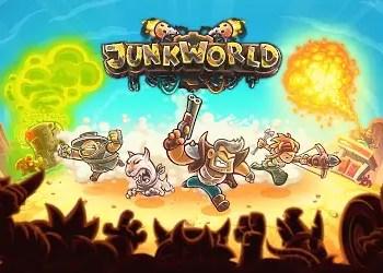 Junkworld cover