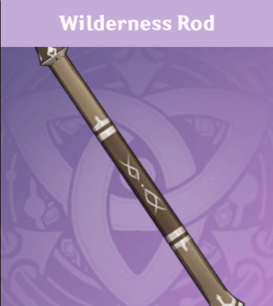 Wilderness Fishing Rods