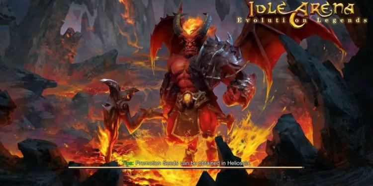Idle Arena: Evolution Legends Gift Codes