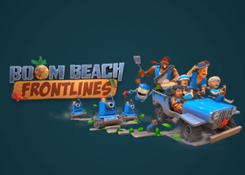 boom beach: frontlines cover