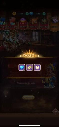 Brave Dungeon Codes Rewards