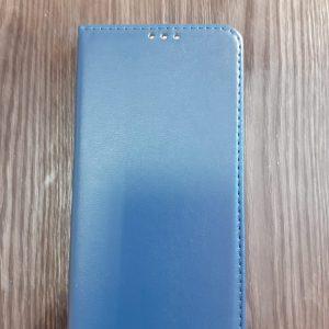 Husa-Samsung A10 Flip Blue 3