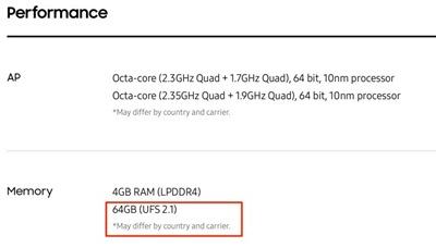 Samsung-Galaxy-S8-UFS-2.1-Storage-Spec-List-720x410