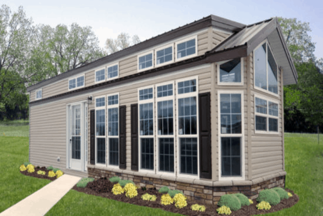 Every Hear Of A Park Model Home? - What Is It?