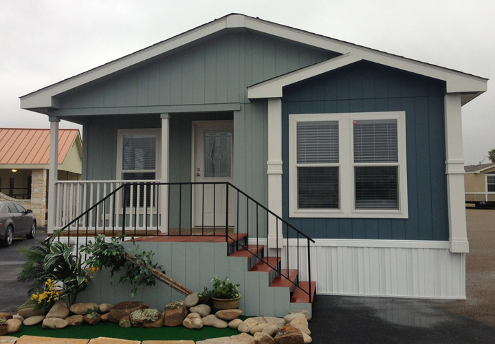 Exterior Color Schemes For Mobile Homes Mobile Homes Ideas