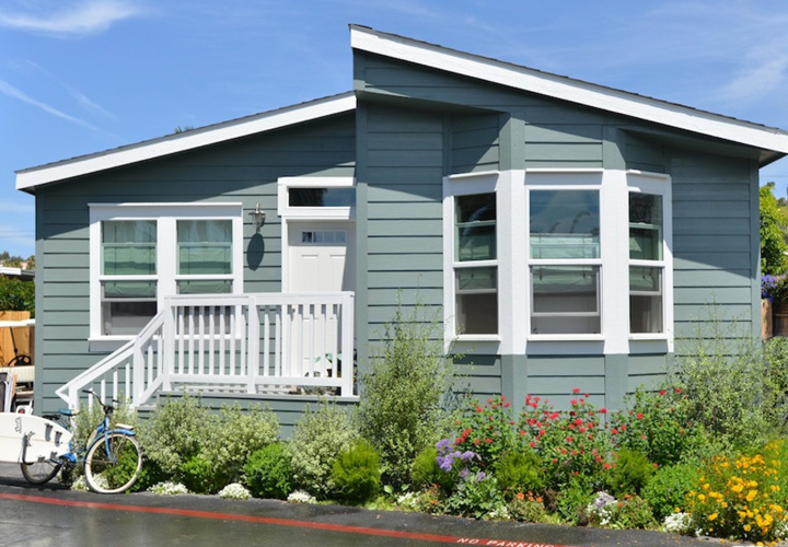 Considering Exterior Design For Mobile Homes