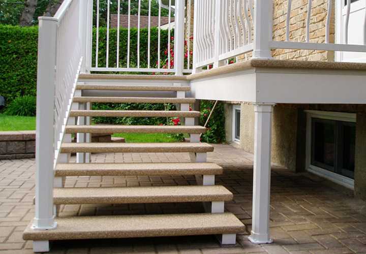 Fiberglass Stairs For Mobile Homes