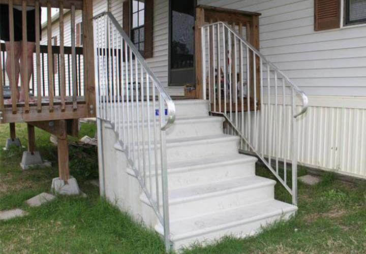 Pre Built Stairs For Mobile Homes
