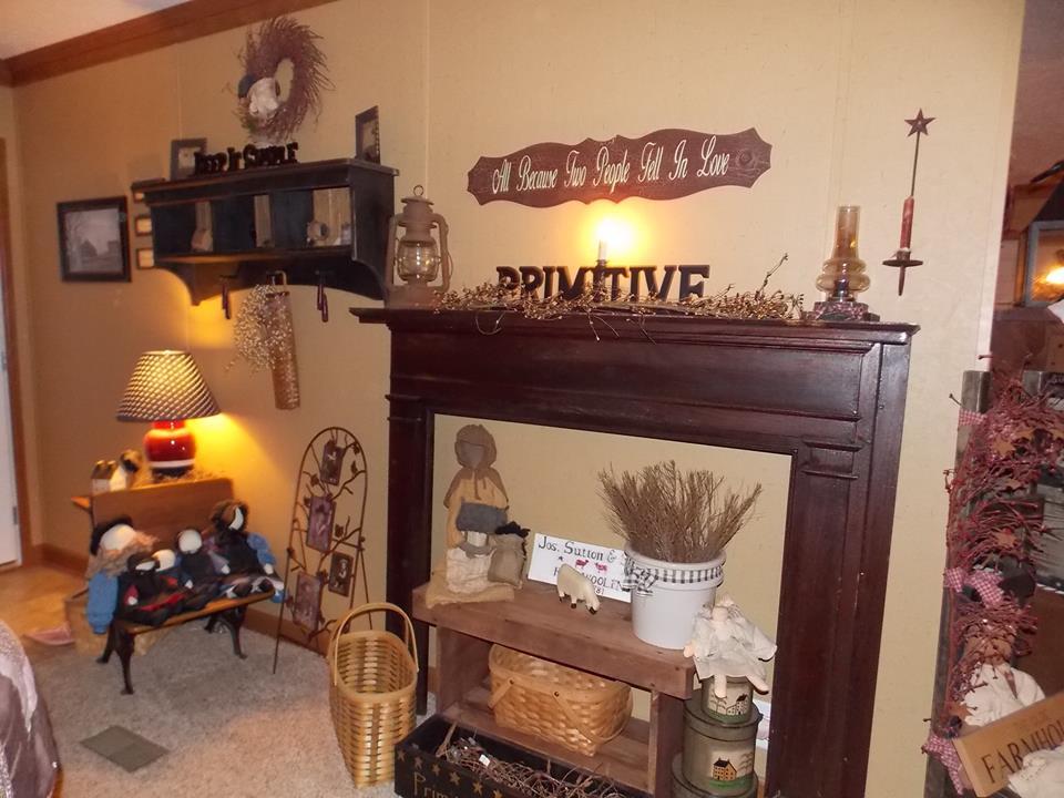 Primitive Home Decor Catalog