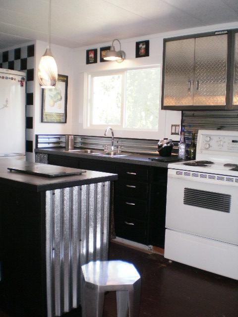 Sheet Metal Kitchen