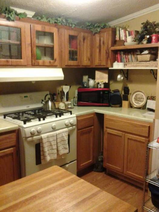Manufactured Home Kitchen Makeover Ideas 9