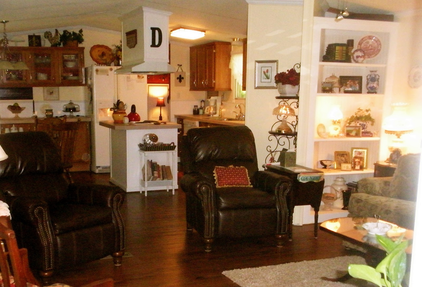 How To Decorate A Mobile Home Living Room
