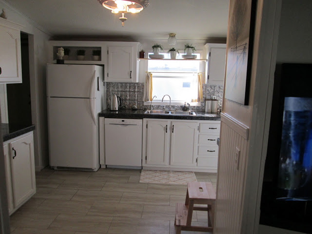 Mobile Home Kitchen Renovation Ideas