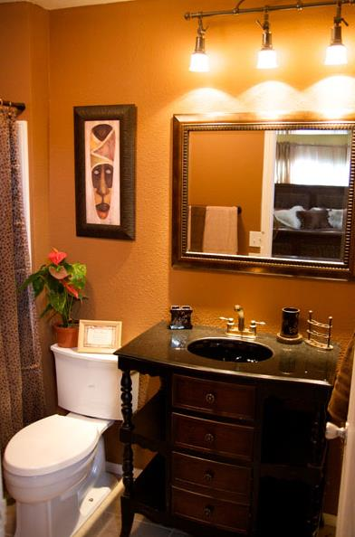 Mobile Home Bathroom Painting Ideas