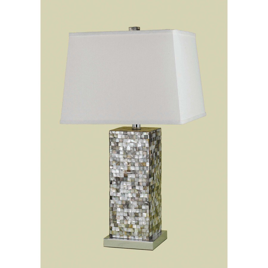 abalone shell candice olson accent lamp