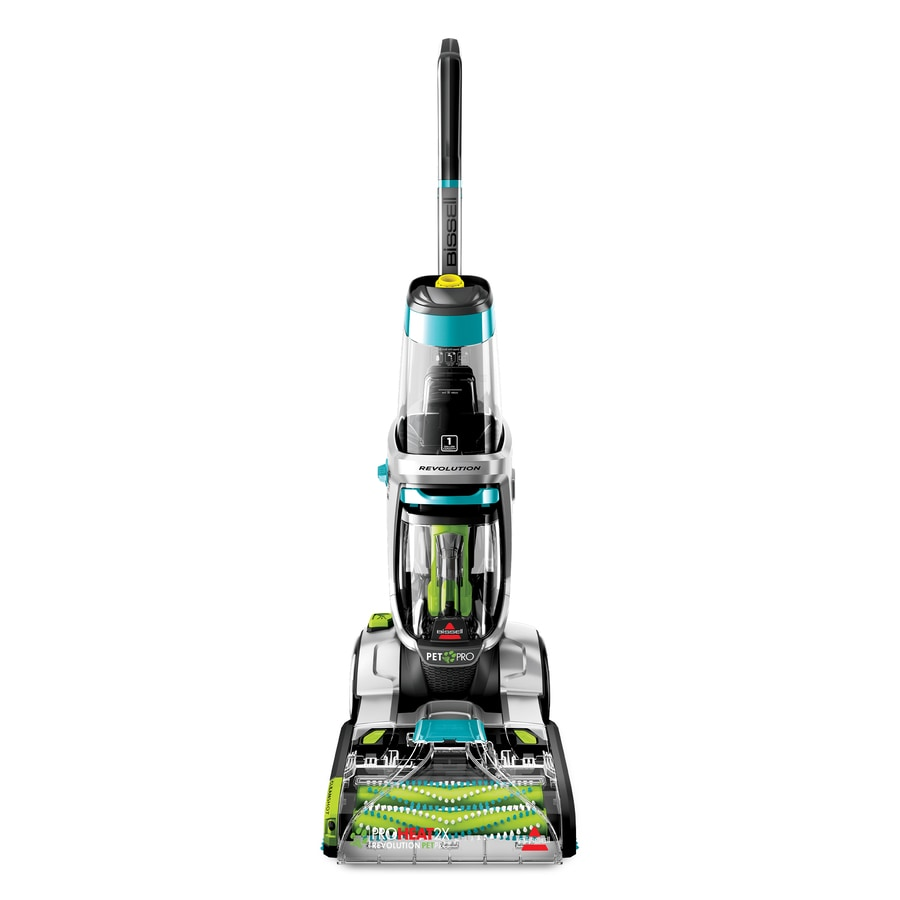 Bissell Proheat 2x Revolution Pet Pro Carpet Cleaner In The Carpet Cleaners Department At Lowes Com