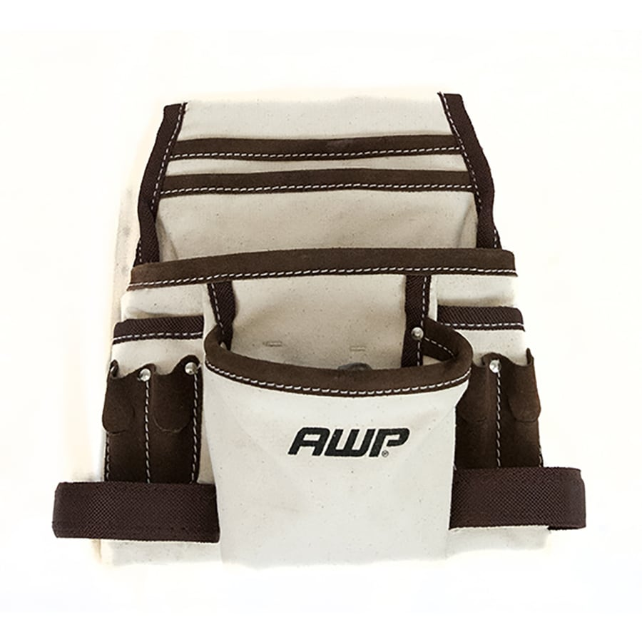 Awp 223 Cu In Cotton Tool Pouch At Lowes Com