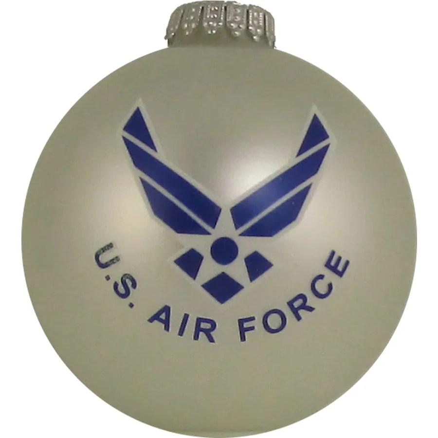 Shop US Air Force Christmas Ornament At
