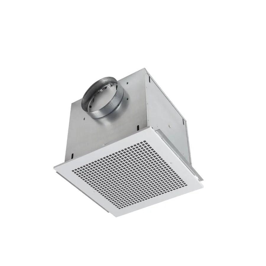 broan high capacity ventilator 3 sone 316 cfm white bathroom fan