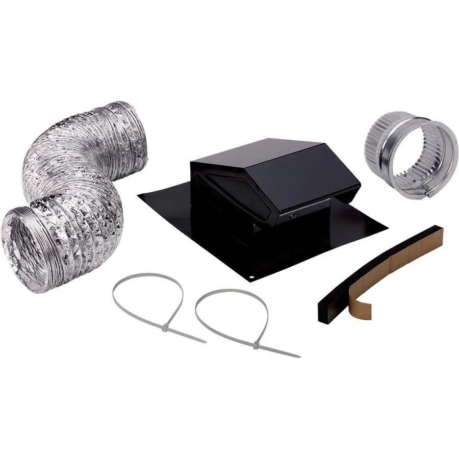 broan metal roof vent kit lowes com