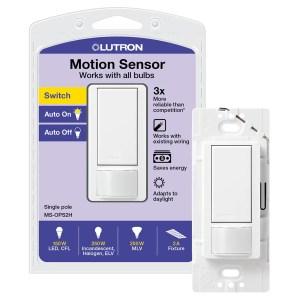 Motion Indoor Vacancy Occupancy Sensor XWatt SingleDouple Pole 3 4Way Switch   eBay
