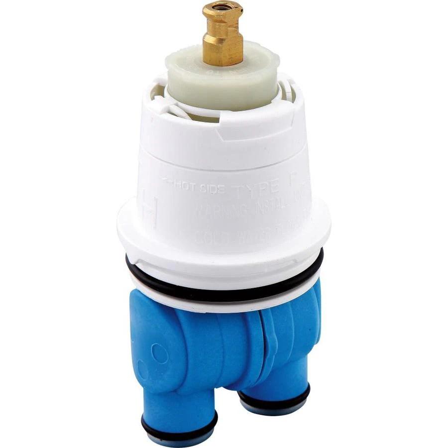 delta plastic tub shower cartridge repair kit in the faucet repair kits components department at lowes com