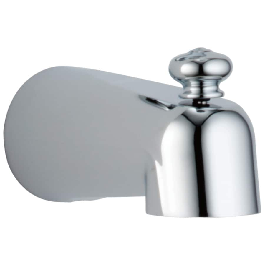 Shop Delta Chrome Tub Spout With Diverter At