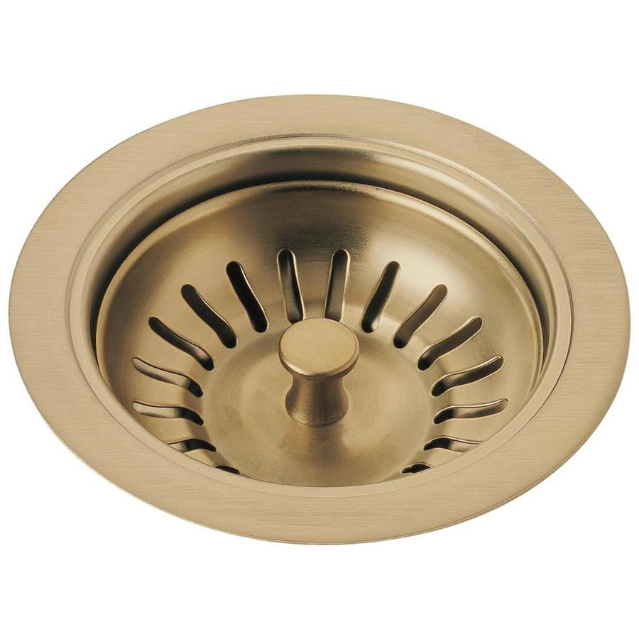 kitchen sink drains stoppers at lowes com