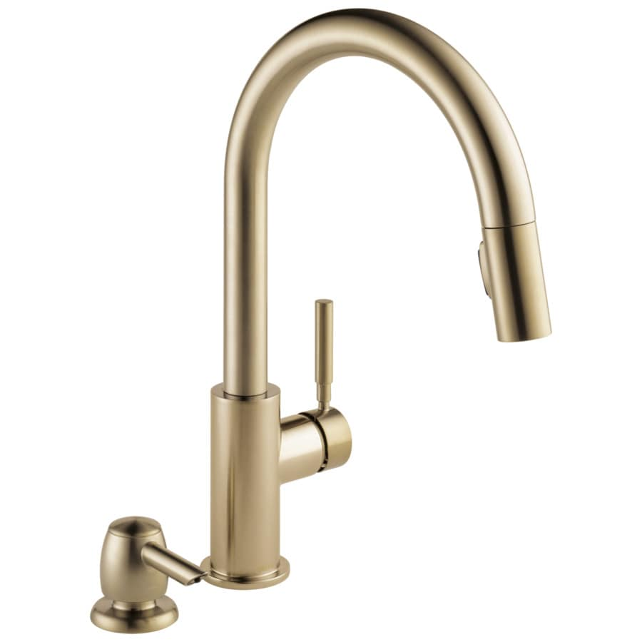 delta kitchen faucets at lowes com