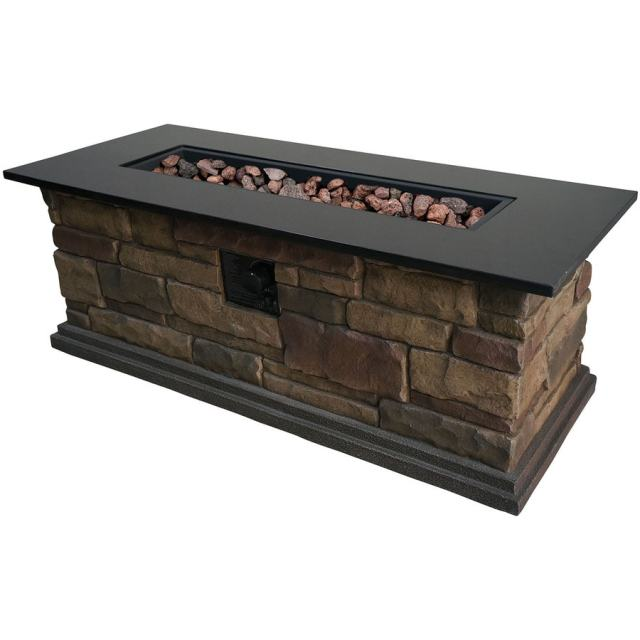 gas fire pits at lowes