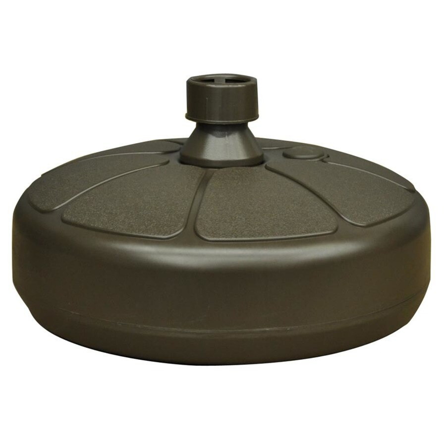 https www lowes com pd adams mfg corp earth brown patio umbrella base 1000095814